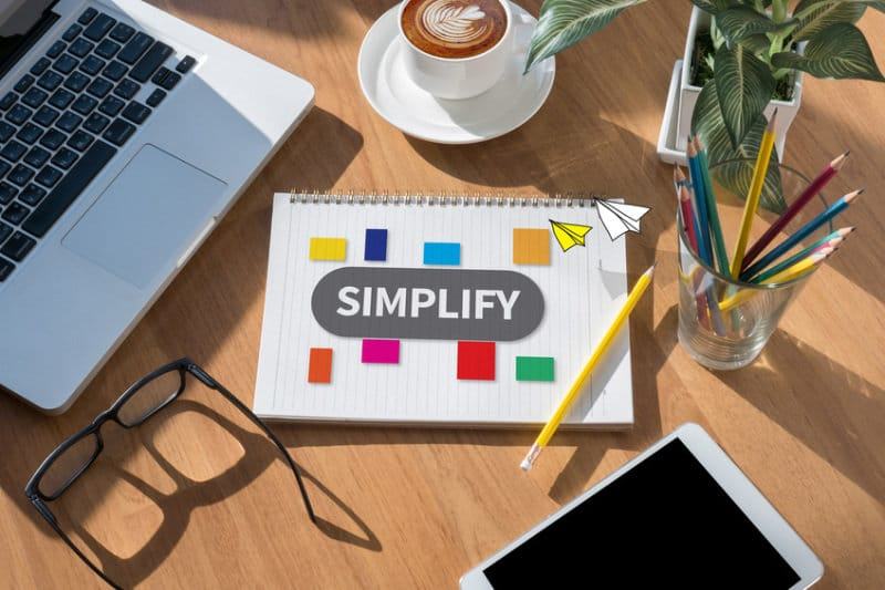 Freude am Business – Teil 4: Komplexe Dinge einfach machen